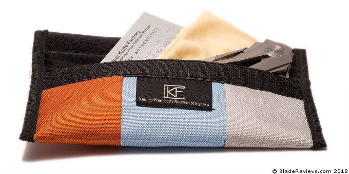 Custom Knife Factory Knife Pouch