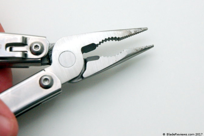 Leatherman Wingman Pliers Close Up