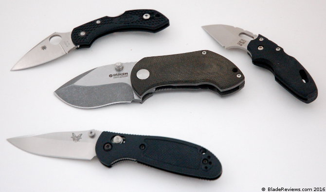 Boker Pipsqueak and other good EDC knives