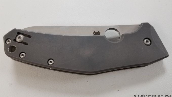 Spyderco Spydiechef Closed
