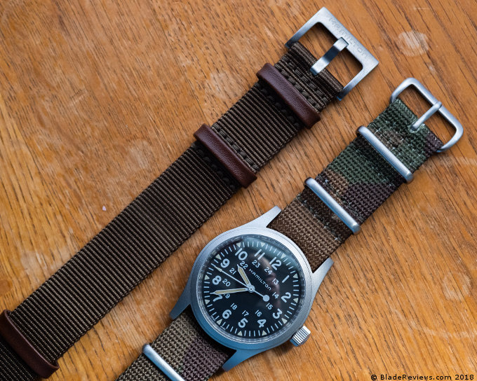 Hamilton Khaki Field Mechanical Straps